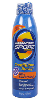 Coppertone 30 Spray